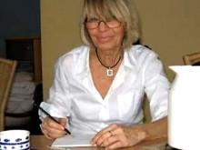 Die Wülferoder Künstlerin Sabine Gerke