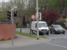Radverkehr-Verbot an der Wülfeler Straße