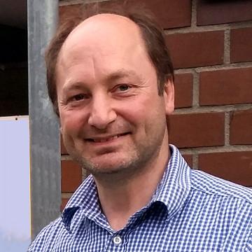 Bezirksratsmitglied Uwe Rücker